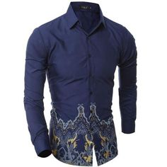 Fashionable Nation Floral Shirts
