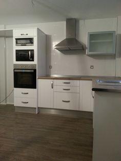 cocinas con microondas integrado buscar con google