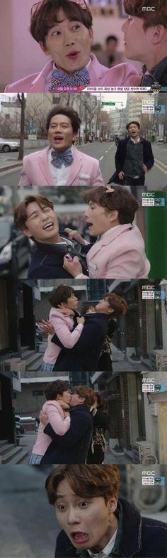 'Kill Me Heal Me' Ji Sung Suceeds In Kissing Park Suh Joon - http://asianpin.com/kill-me-heal-me-ji-sung-suceeds-in-kissing-park-suh-joon/