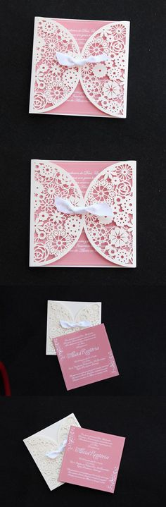 Source 2014 Unique Luxury Laser Cut Wedding Invitation Cards Laser - invitation unveiling