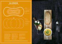 Graphic design / Herbarium Taste: An Educational Food Design Project by — Designspiration
