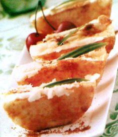 indonesian food and recipes: PANCONG CAKE OF JAKARTA