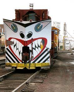 Train Plow