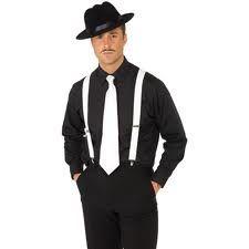 1920s gangsta