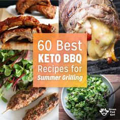 60 Best Keto BBQ Recipes for Summer Grilling