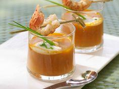 Bisque van langoustines en wortel - Libelle Lekker !