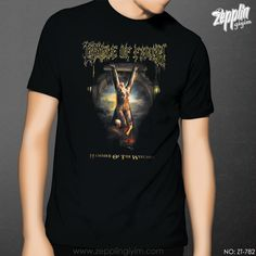 Cradle of Filth Hammer of the Witches Tişörtü