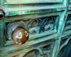 Rustic Door Knob by Ryan Holst on Flickr.