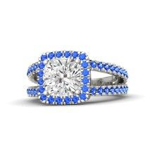 Simone Ring (8mm gem)