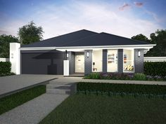 The Vienna home design by McDonald Jones Homes embraces all the key elements essential for modern Australian living. View the floor plans, facades and images.