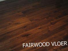 Verouderde eiken vloer - http://fairwood.nl/Oudhout-Oud-eiken-hout-vloeren-parket.html