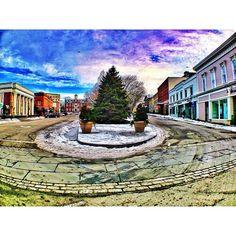 Washington Square, Newport