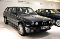 Al the museum Bmw E30 Touring, Station Wagon, Museum, Cars, Autos, Car, Automobile, Museums, Trucks