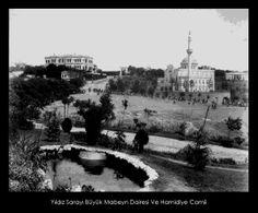 İstanbul-Yıldız Sarayı-Hamidiye Camii-Beşiktaş