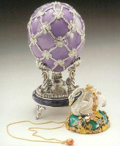Images d'oeufs Fabergé