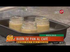 Receta dulce: Budín de pan al café Ariel Rodriguez Palacios, Youtube, Desserts, Recipes, Food, Sweet Recipes, Deserts, Cooking, Eating Clean
