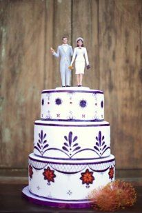 Tartas de bodas | Preparar tu boda es facilisimo.com