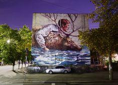 I Spent 5 Days Wandering Around Kiev To Capture Its Spirit Through Street Art