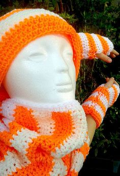 Remembering Orange Creamsicles And Summer by Carolyn Christensen on Etsy  Brilliant items here from Etsy x