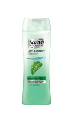 Suave Scalp Solution Anti-Dandruff Shampoo, Revitalizing Mint and Eucalyptus, 14.5 Ounce (Pack of 2) by Suave. Save 8 Off!. $6.94. Anti-dandruff shampoo with pyrithicone zinc. Gentle enough for everyday use. For best results, use with Suave scalp solutions mint and eucalyptus conditioner. Clinically proven to fight flakes, leaving hair healthy and shiny.