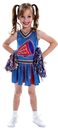 Buy costumes online like the Cheerleader Child Costume from Australia's leading costume shop. Sports Costumes, Buy Costumes, Costume Shop, Cheerleading, Children, Young Children, Boys, Kids, Child