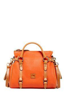 Dooney & Bourke Small Leather Satchel by Non Specific on @HauteLook