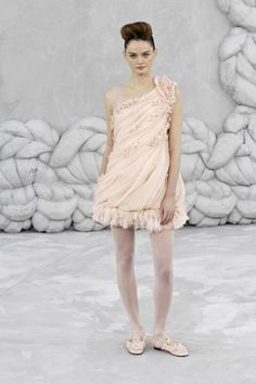 Chanel Spring 2008 Couture - Runway Photos - Vogue