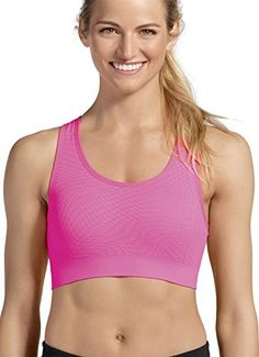 c97167aeacb03 Jockey Women s Activewear Optic Geo Sports Bra