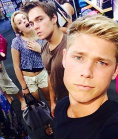 Dylan Sprayberry and Mason Dye - - - Sorry, but Mason Dye is the worst young actor in Hollywood. Teen Wolf, Mason Dye, Dylan Sprayberry, Fun Trivia Facts, Young Actors, In Hollywood, Beautiful Boys, Celebrity Crush, Mtv