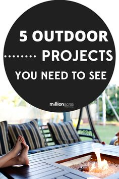 Do It Yourself Home, Project Yourself, Diy Home Accessories, Diy Home Repair, Diy Bench, Home Upgrades, Dream Decor, Diy Table, Outdoor Projects