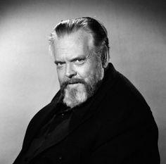 Headshot of Orson Welles.
