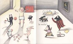 Kitty Crowther, ilustradora