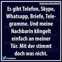 Yep, exactely, so isses! Funny Cute, Hilarious, German Quotes, Susa, Good Jokes, Just Smile, Funny Facts, True Words, Laugh Out Loud