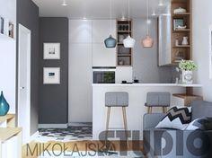 mieszkanie kompaktowe - zdjęcie od MIKOŁAJSKAstudio