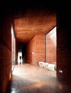 Embassy Ethiopia / Bjarne Mastenbroek and Dick Van Gameren #architecture @Meghan Plichta