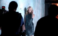 Enjoy this exclusive photo of Candice Accola! #TVD