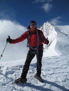 Jahr: 2014 | Ort: Ulrichshorn | Immer dabei auf jeder Tour ist meine knallrote GoreTex ProShell Jacke von Mammut. Ob bei Regen, Schnee oder Sturm (wie dieses Jahr auf dem Ulrichshorn) hat sie mich noch nie im Stich gelassen | Eingereicht von Alex R