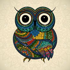 owl illustration - Google Search