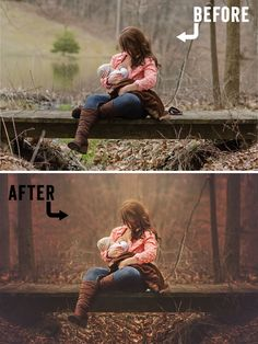 This is exactly why i want to learn how to use Photoshop. This is stunning. Photoshop Friday Learn Editing Transform