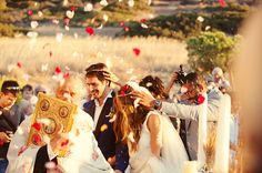 Luminous Greek Wedding By The Sea With Photos Photopek