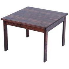Mid-Century Modern Palisander Side Table