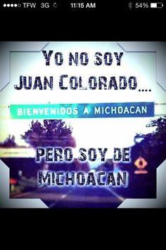 No soy Juan Colorado