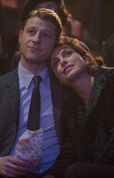 Gotham 3x16 - Gordon & Leslie