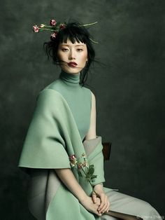 Jetlagged from Tokyo and missing the food    Harper's Bazaar Vietnam Nov 2017 cover shoot with Hye Seung Lee  Photography: Jingna Zhang Stylist: Phuong My Model: Hye Seung Lee @ NOMAD Mgmt in Salvatore Ferragamo Hair: Yoichi Tomizawa @ Art Department  Makeup: Tatyana Harkoff  Flowers: Eriko Nagata  Photo Assistants: Tobias Kwan Ngoc Vu   Follow me   http://instagram.com/zemotion  http://twitter.com/zemotion  http://youtube.com/zemotion