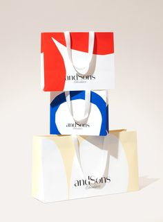 AndSons Chocolatiers by Base Design. #branding #design
