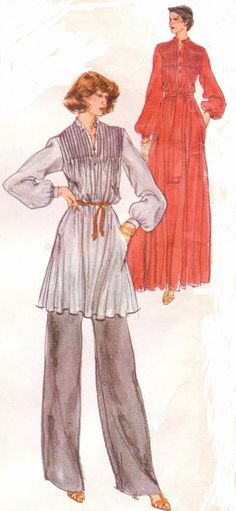 1970s Christian Dior Vogue Paris Original Sewing by CloesCloset, $15.00