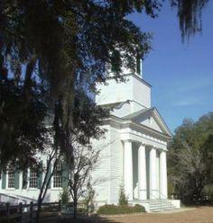 The Presbyterian Church on Edisto Island - Edisto South Carolina