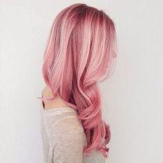 We just adore pink hair! | The HairCut Web!