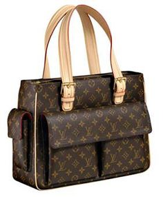 Louis Vuitton Multiplicite Bag... Just bought this for myself. Happy graduation to me love me:)