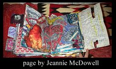 Fabulous website discusses journaling, art journaling ~ great tips!